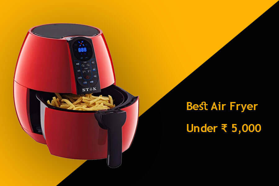 Best Air Fryer Under 5000 in India 2020