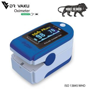 Best Oximeter under 1000, India 2020 Dr Vaku Swadesi Pulse Oximeter
