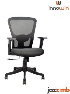 Buy online INNOWIN Jazz Mid Back Mesh Office Chair